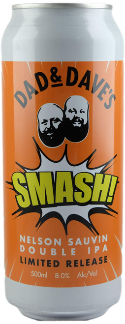 Dad & Daves SMASH Nelson Sauvin Double IPA