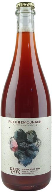 Future Mountain Dark Eyes Amber Sour Beer