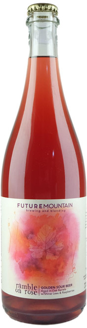 Future Mountain Ramble On Rose Golden Sour Beer