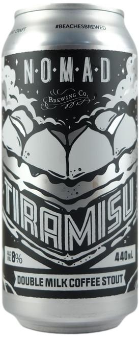 NOMAD Tiramisu Double Milk Coffe Stout