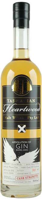 Heartwood Barrel Aged Absolution Of Gin