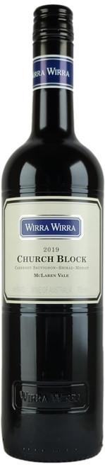 Wirra Wirra Church Block 2019
