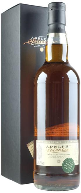 Adelphi Glenrothes 2007 13-Year-Old Single Malt Scotch Whisky