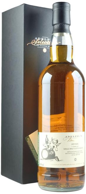 Adelphi Breath Of Speyside 2006 11-Year-Old (56.8%) Single Malt Scotch Whisky