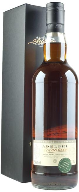 Adelphi BenRiach 2012 9-Year-Old Single Malt Scotch Whisky
