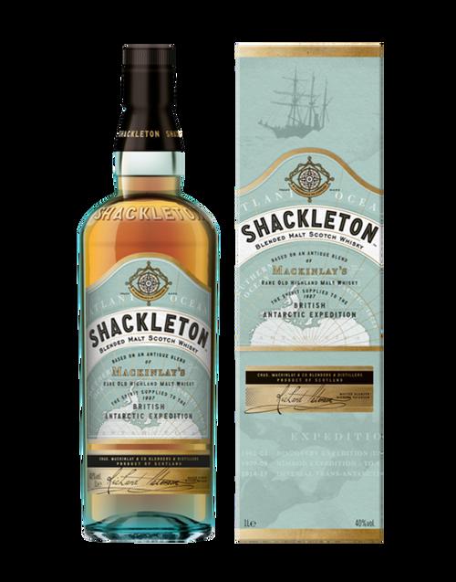 Shackleton Blended Malt Whisky