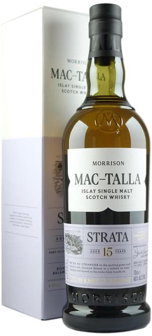 Mac-Talla Strata 15-Year-Old Islay Single Malt Scotch Whisky