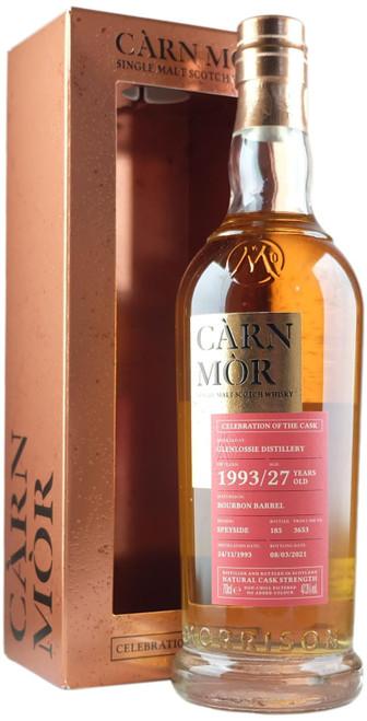 Carn Mor Glenlossie 'Celebration Of The Cask' 27-Year-Old Single Malt Scotch Whisky
