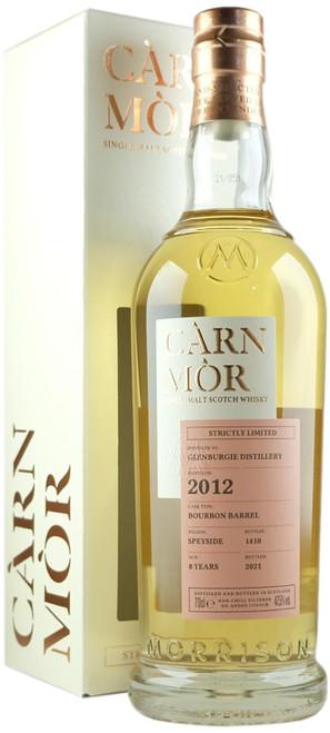 Carn Mor Glenburgie 2021 8-Year-Old Single Malt Scotch Whisky