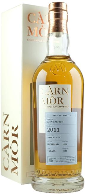 Carn Mor Glen Garioch 2011 9-Year-Old Single Malt Scotch Whisky