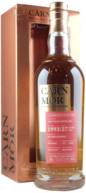 Carn Mor Glen Grant 'Celebration Of The Cask' 27-Year-Old Single Malt Scotch Whisky