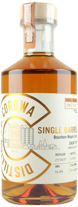 Corowa Single Barrel #218 Maple Syrup Single Malt Australian Whisky