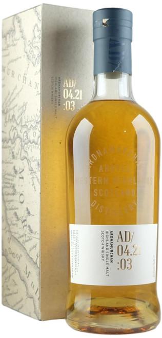 Ardnamurchan AD/04.21:03 Single Malt Scotch Whisky