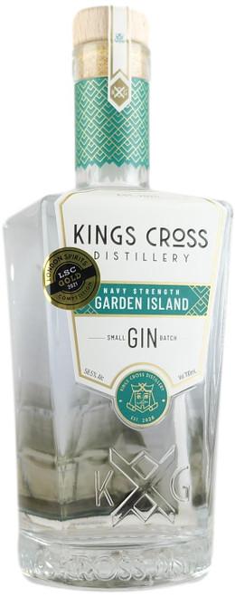 Kings Cross Garden Island Navy Strength Gin
