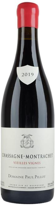 Domaine Paul Pillot Chassagne-Montrachet Vieilles Vignes Rouge 2019