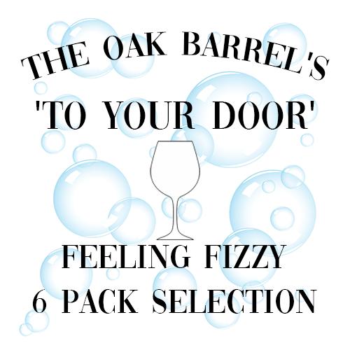 Oak Barrel's 'To Your Door' Feeling Fizzy 6 Pack Selection