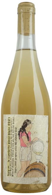 Lucy M La Sarriette Pinot Blanc 2021