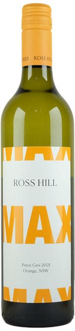 Ross Hill Max Pinot Gris 2021
