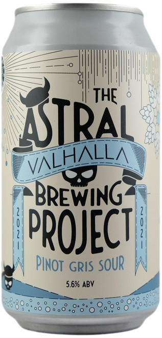 Loophole / Valhalla - The Astral Project Pinot Gris Sour
