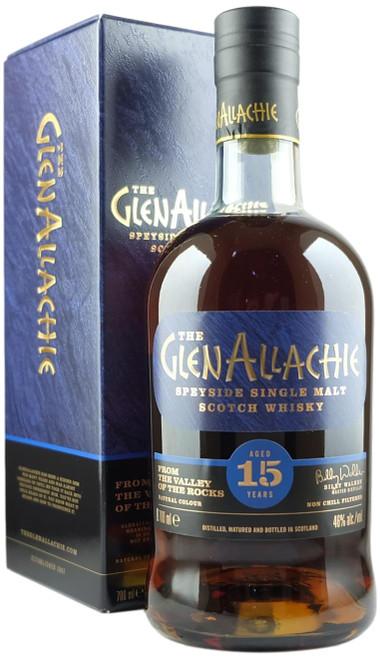 GlenAllachie 15-Year-Old Single Malt Scotch Whisky