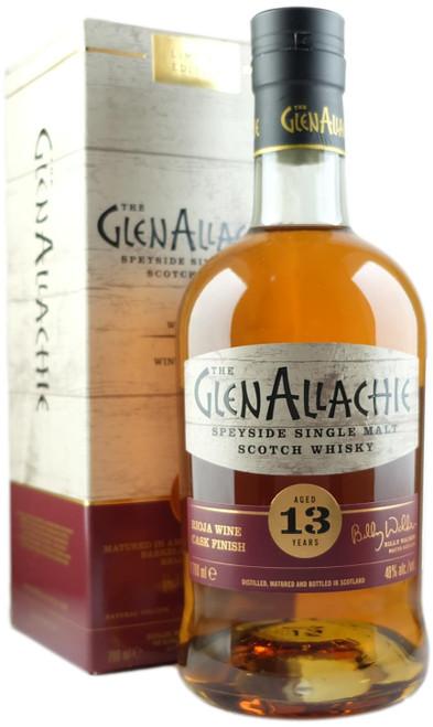 GlenAllachie 13-Year-Old Rioja Cask Finish Single Malt Scotch Whisky
