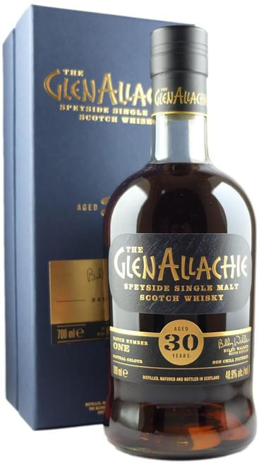 GlenAllachie 30-Year-Old Batch One Single Malt Scotch Whisky