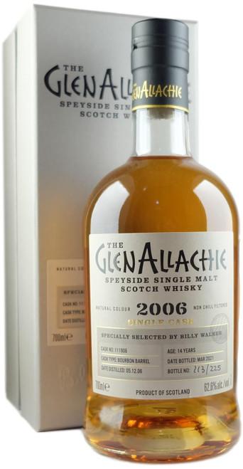 GlenAllachie 2006 14-Year-Old Single Cask #111906 Single Malt Scotch Whisky