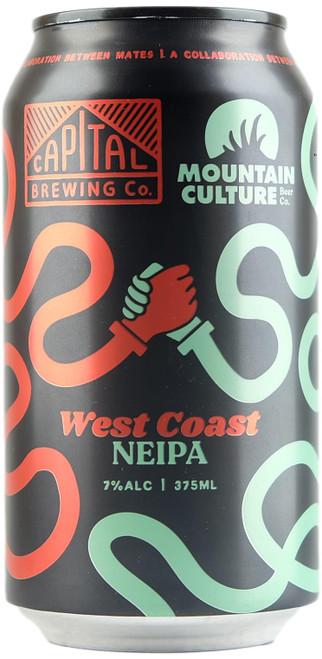Capital / Mountain Culture West Coast NEIPA
