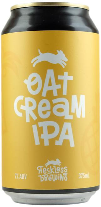 Reckless Brewing Oat Cream IPA