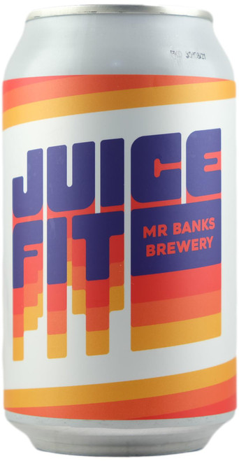 Mr Banks Juice Fit DDH IPA