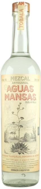 Aguas Mansas Tobala Mezcal