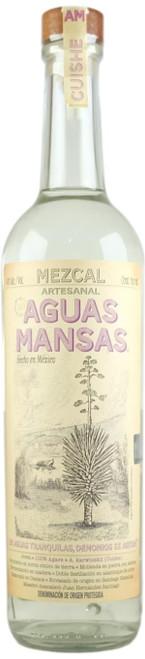 Aguas Mansas Cuishe Mezcal