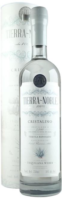 Tierra Noble Cristalino Reposado Tequila