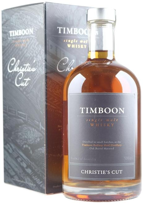 Timboon Christies Cut Australian Single Malt Whisky