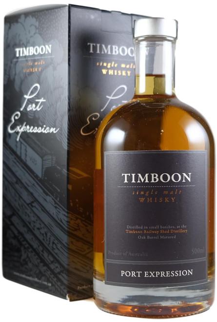 Timboon Port Expression Australian Single Malt Whisky