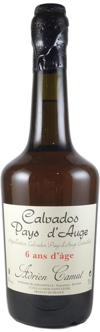 Adrien Camut 6-Year-Old Pays d'Auge Calvados 700ml