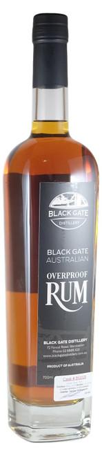 Black Gate Overproof Rum Cask BG026