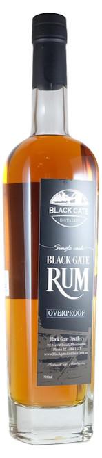 Black Gate Overproof Rum Cask BG027