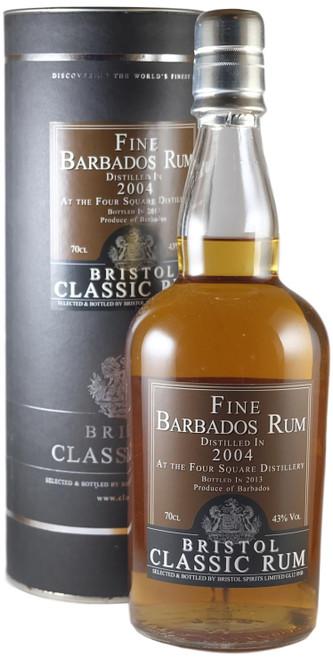Bristol Foursquare 2004 Barbados Rum