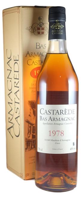 Castarede 1978 Bas Armagnac