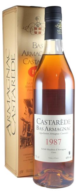 Castarede Bas Armagnac 1987