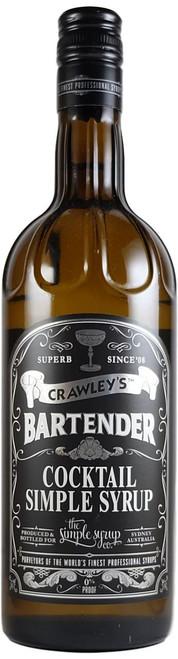 Crawleys Simple Syrup