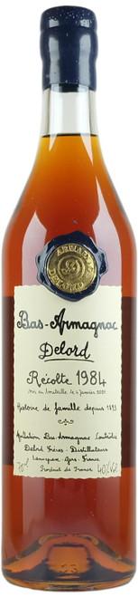 Delord 1984 Bas Armagnac