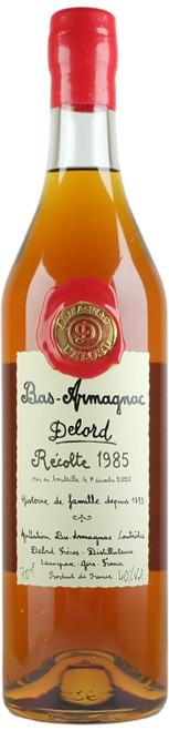 Delord 1985 Bas Armagnac