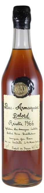 Delord 1966 Bas Armagnac