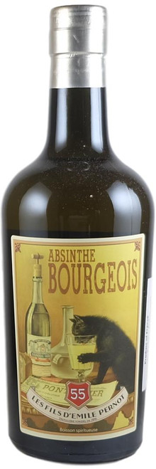 Distillerie Pernot Absinthe Bourgeois