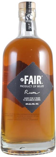 FAIR Belize Rum