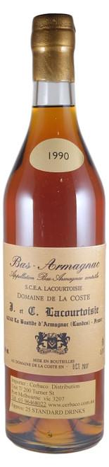 Lacourtoisie 1990 Bas Armganac