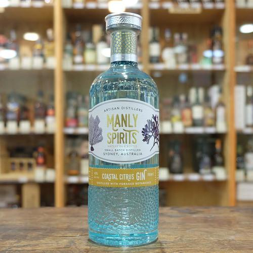 Manly Coastal Citrus Gin
