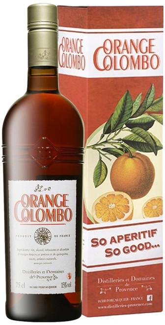 Orange Colombo Aperitif